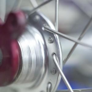 自転車ハブ