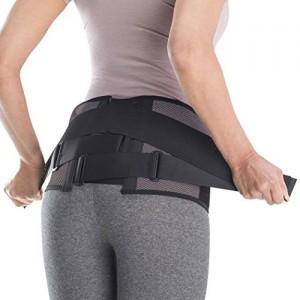 MIZUNO サポーター 腰部骨盤ベルト ワイドタイプ